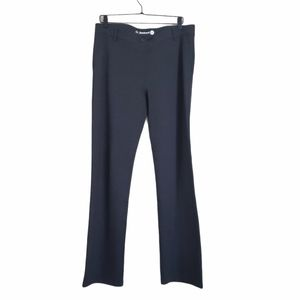 Betabrand Gray Yoga Dress Pants XL
